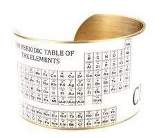 Look at this zad silvertone periodic table cuff on zulily today look at this zad silvertone periodic table cuff on zulily today jewelry pinterest periodic table urtaz Image collections