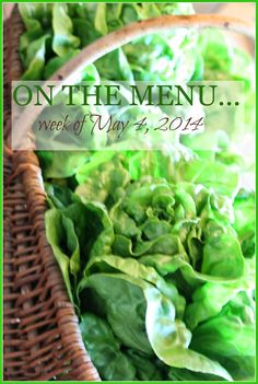 memorial day dinner menu ideas
