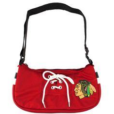 New! Chicago Blackhawks Team Jersey Purse #ChicagoBlackhawks