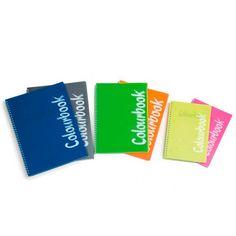 Quaderno ColourBook Strong Midi 19x26 spiralato