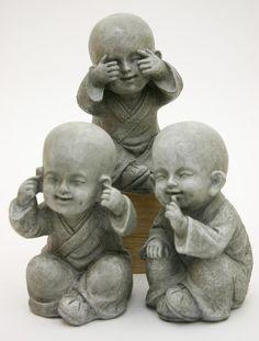 Kindermonnikjes<br />horen, zien en zwijgen* bij Crystal Temptation in Venlo