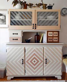 MENTŐÖTLET - kreáció, újrahasznosítás: Kredencek felújítva Chabby Chic, Entryway, Furniture, Home Decor, Ideas, Kitchens, Entrance, Decoration Home, Room Decor