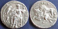 Ancient Coins -  Greek, Cilicia-Tarsos, AR Stater, 361/360-334 BC, Mazaios as Satrap - Casabonne series 2C; SNG BN 335; SNG Levante Supp. 20