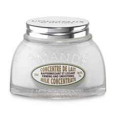Almond Milk Concentrate = best body cream ever!!!