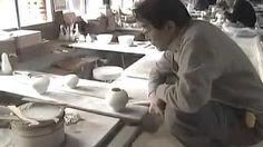 "UNRAKU gama | Kyoto ""Kyo yaki"", ""Kiyomizu yaki"" Pottery - YouTube"