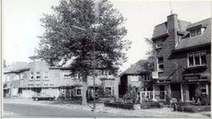 Arnhemseweg 92-96. Twee, tegenover elkaar gelegen hoekpanden uit 1926 van twee bouwlagen met schilddaken met rode pannen. Kenmerkend zijn de risalieten van drie bouwlagen met tent- of plat dak en de verticale, geprofileerde metselwerkverbanden.