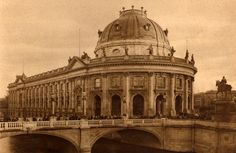 The Bode Museum, Berlin