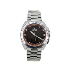 ce002c9f123c Junghans 1972 Mega Solar Orange sicher kaufen - Geprüfte Uhren von Montredo
