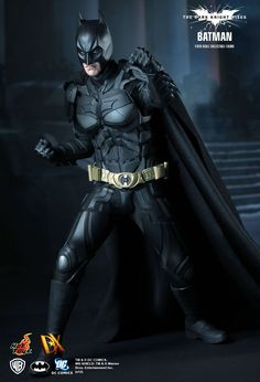 I couldn't be more excited about this! Hot Toys : The Dark Knight Rises - Batman/ Bruce Wayne 1/6th scale Collectible Figure