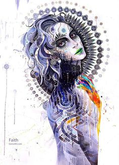 Digital Art   Must-See Artworks by Minjae Lee