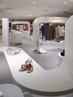 MMIX store in Tokyo by Milligram