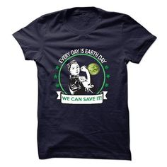 Earth Day We Can Save It T Shirts, Hoodie. Shopping Online Now ==► https://www.sunfrog.com/Funny/Earth-Day--We-Can-Save-It.html?41382