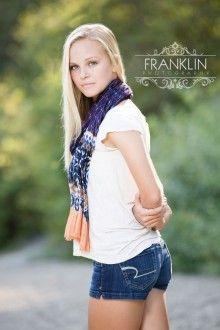 Senior Photographers | Franklin Photography Spokane Best HS Girls senior photos pictures in Spokane WA