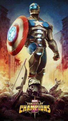 Civil Warrior | Marvel Contest of Champions