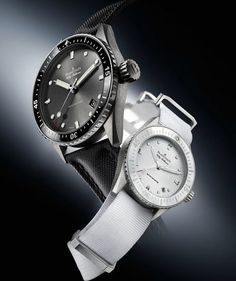 Blancpain Celebrates Fifty Fathoms Diving Watch