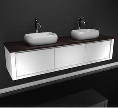 Newstead 1800 vanity
