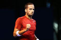 Feliciano Lopez - 2014 Australian Open - Day 4