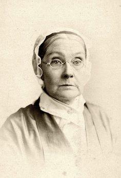 1890-Mary Pickering, a Quaker Woman, Whittier, CA