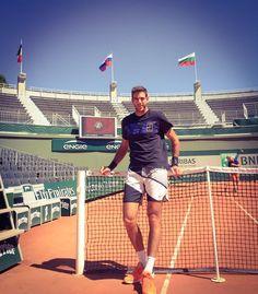 """Juan M. del Potro on Twitter: """"Feliz de volver a jugar Roland Garros después de cinco años. Allez!! // So happy to be playing in @rolandgarros after 5 years... ☺ https://t.co/OzjIxHvVYk"""""""