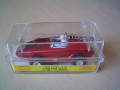 Vintage Aurora Gran Prix Racer 1393 T-Jet Candy Colored HO Scale Slot Car     I have several cars listed so follow this pin and check out all my auctions!