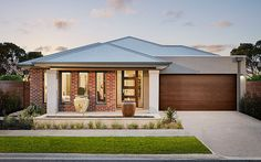The Delta Home - Browse Customisation Options | Metricon