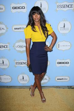 ♡ The outfit. (Worn by: Kelly Rowland)