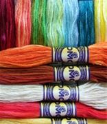 New DMC Colour Variations embroidery skeins, 36 colours in the range: V4010, V4015, V4020, V4025, V4030, V4040, V4045, V4050, V4060, V4065, V4070, V4075, V4077, V4080, V4090, V4100, V4110, V4120, V4124, V4126, V4128, V4130, V4140, V4145, V4150, V4160, V4170, V4180, V4190, V4200, V4210, V4215, V4220, V4230, V4235, V4240