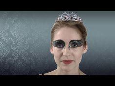 DIY - Black Swan makeup tutorial #Halloween #Beauty #Dance
