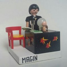 Magin, el vidente!! Facebook/JackClirkProject Jack.clirk@gmx.de