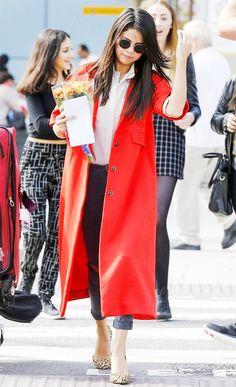 Descobri que gosto da Selena ;)