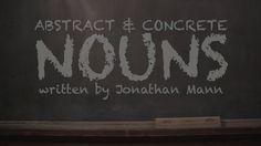 Concrete & Abstract Nouns Music Video on Vimeo