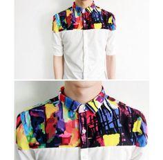 Shirt collorfull