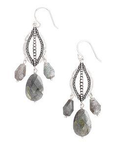 Flora Earrings, Earrings - Silpada Designs