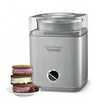 Cuisinart® Pure Indulgence 2-qt. Frozen Yogurt, Sorbet & Ice Cream Maker