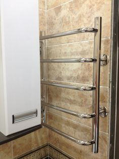 In this post you will find the information and pictures about Portable heated towel rail electric for bathrooms, bathroom accessories, useful tips, etc. Bathroom Radiators, Bathroom Toilets, Bathrooms, Toilet Cistern, Flush Toilet, Heated Towel Rail, Bathroom Designs, Bathroom Interior, Bathroom Accessories