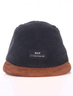 huf, five panel cap, streetwear, £30