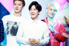 Sehun, Baekhyun, Kai