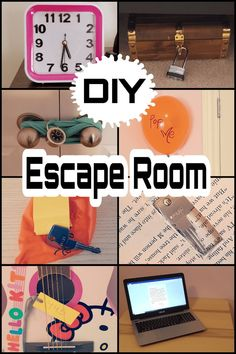 Escape rooms are easy to plan to do at home or in a classroom. I tried this room at home with my kids and they can't wait to do more. Take a look to get ideas to create your own escape room using materials from around your house. Escape Room Diy, Escape Room For Kids, Escape Room Puzzles, Kids Room, Indoor Activities, Activities For Kids, Diy For Kids, Crafts For Kids, Escape Room Challenge