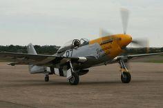 North American P51D Mustang. by Steve Dawson., via Flickr