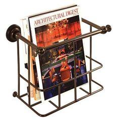 Gatco Magazine Rack