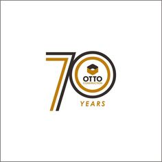 70th Anniversary Logo for Construction Company by masboed29