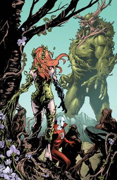 swamp thing annual 1 - Google Search