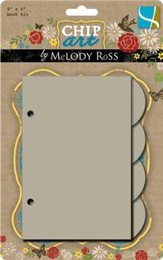 Why not have them turn their stories into books? Chipboard Book Kit 4'' X 6'' with tabs