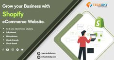 Tecksky is the best Shopify web application development company helping a wide number of eCommerce giants to unfold their imagination. Empower your #brand with the best #eCommerce platform by hiring our #Shopify #website development services: #shopify #ecommerce #shopifystore #entrepreneur #ecommercebusiness #shopifyexperts #teckskytechnologies #webdevelopmet #tecksky Web Application Development, App Development, Javascript Code, Ecommerce Software, Ecommerce Solutions, E Commerce Business, Cloud Based, Growing Your Business, Mobile App