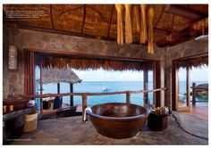 Laucala Island Resort, Fiji. A luxury resort with environmental and cultural sensitivity. Cocotraie Issue 11 Special Hidden Escapes.