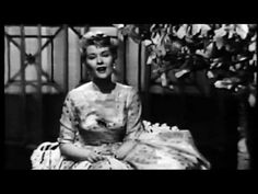 ■ Patti Page ■ Tennessee Waltz ■ sales 10 million copies 50s Music, Music Songs, Music Videos, Sound Of Music, Good Music, Tango, Patti Page, Tennessee Waltz, Easy Listening