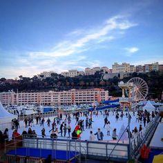 #PortHercule #patinoire #noël #navidad #natale #monaco #principatodimonaco #principautedemonaco #montecarlo #iceskating #patins #patinage #pattinaggio #pattinaggiosulghiaccio #bigwheel #granderuota #granderoue by pit_oresque from #Montecarlo #Monaco