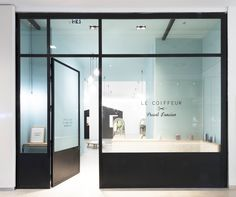 LE COIFFEUR BY MARGAUX KELLER WITH BERTRAND GUILLON