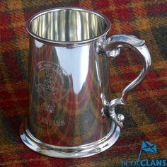 Menzies Clan Crest T