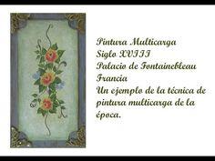 Pintura Multicarga siglo XVIII Palacio de Fontainebleau - YouTube